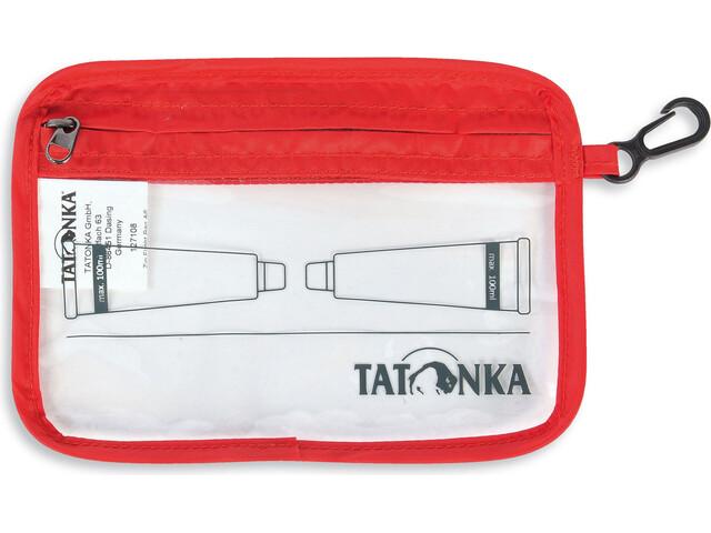 Tatonka Zip Flightbag A6, transparent